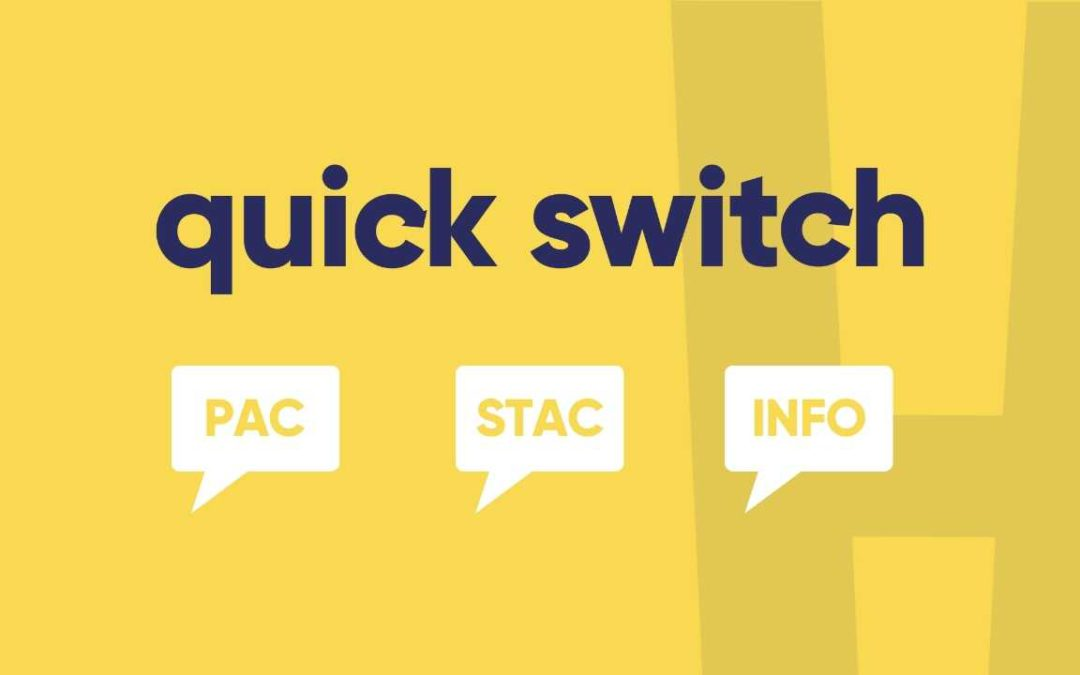 switching is easy: quickswitch explained