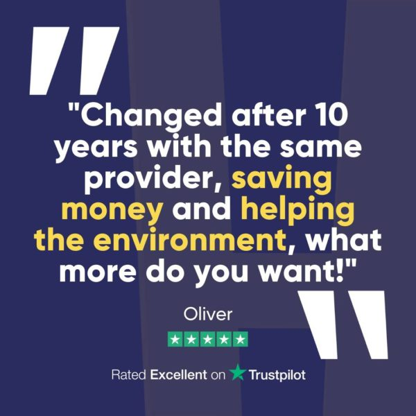 """Honest Mobile Review - """"changed after 10 years with the same provider, saving money and helping the environment, what more do you want"""""""