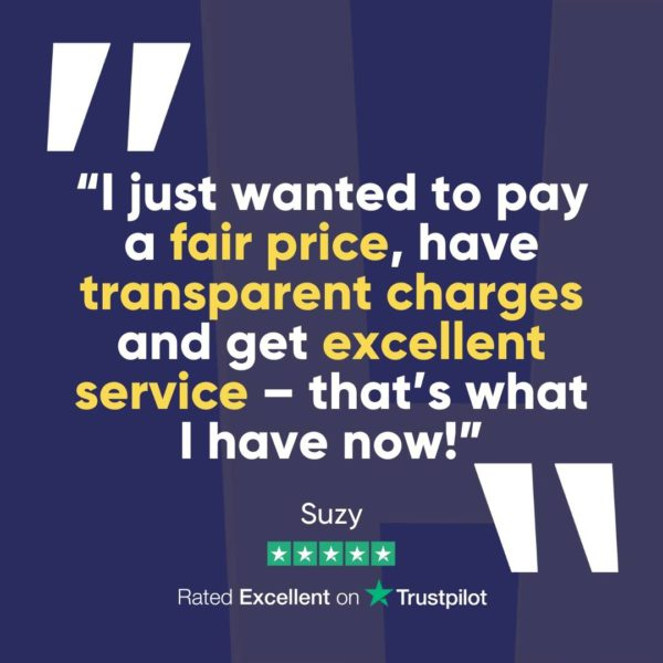 """Honest Mobile review: """"I just wanted to pay a fair price, have transparent charges and get excellent service - that's what I have now!"""""""