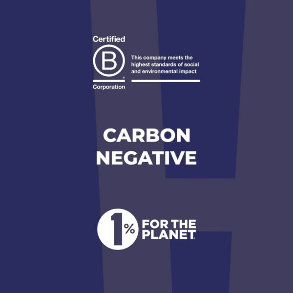 Honest Mobile partners - B Corporation, One Percent for the Planet and Carbon Negative, On A Mission
