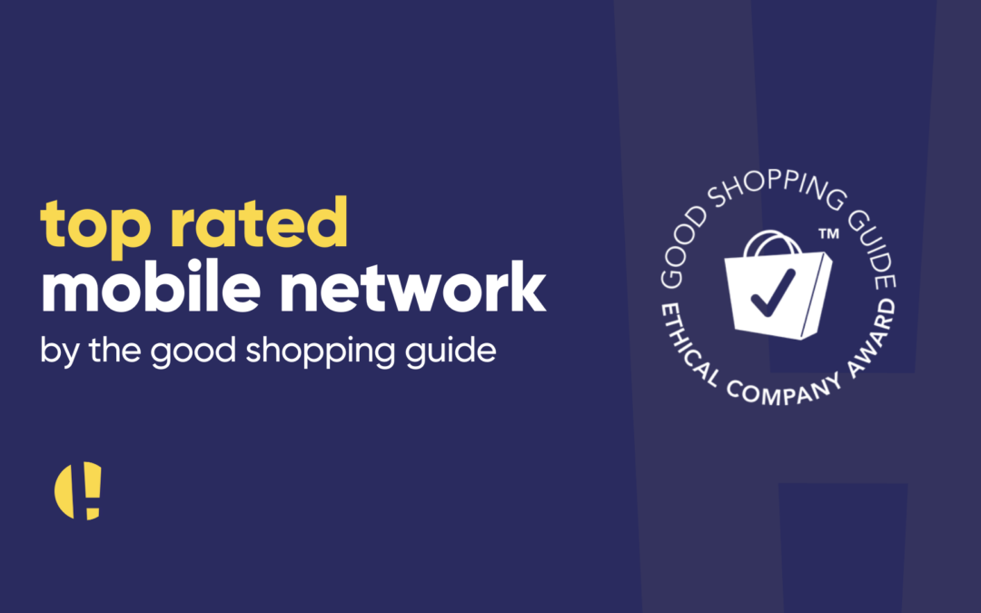 top rated mobile network by the good shopping guide